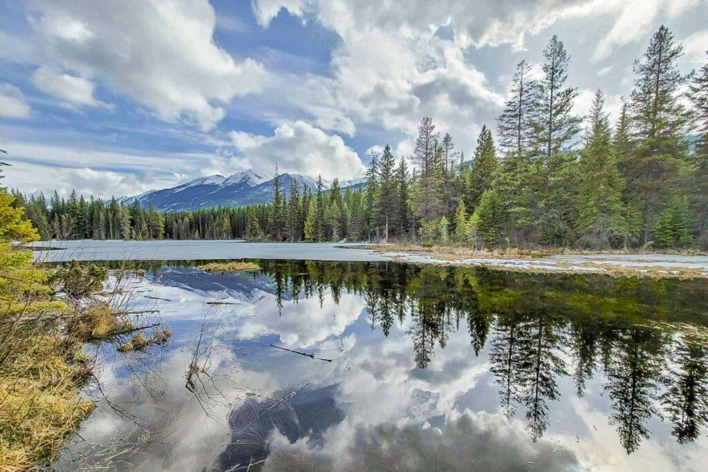 Cedar Lake, Golden, Canada