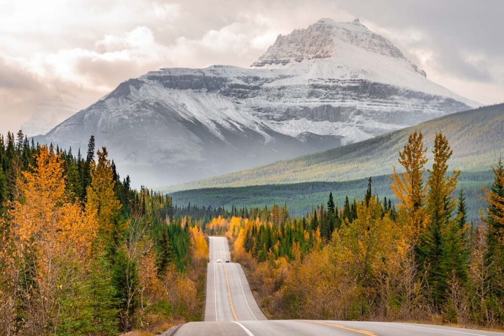The Icefields Parkway, Banff National Park
