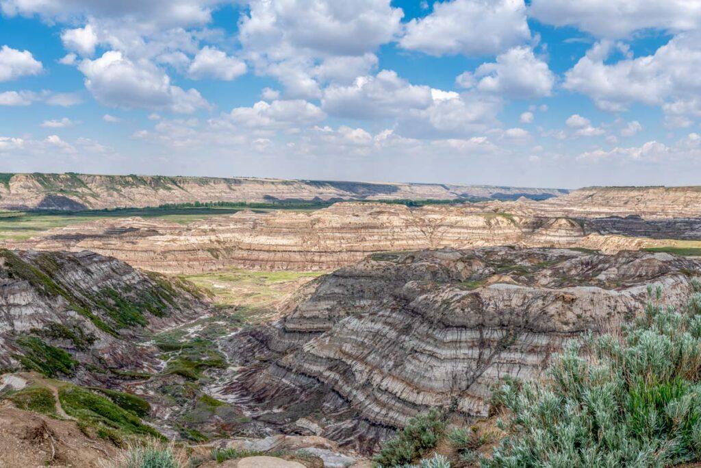 Horsethief Canyon, Drumheller