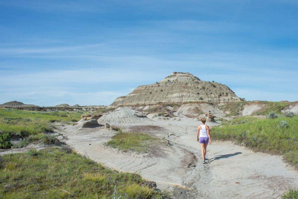 Walking the Badlands Interpretive Trail