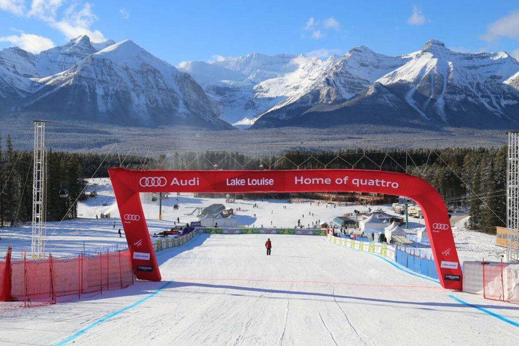 Lake Louise Ski World Cup