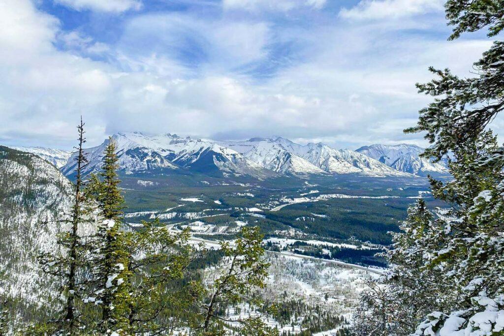 Upper Stoney Lookout, Banff